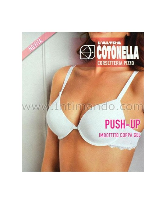 Reggiseno push-up cotonella