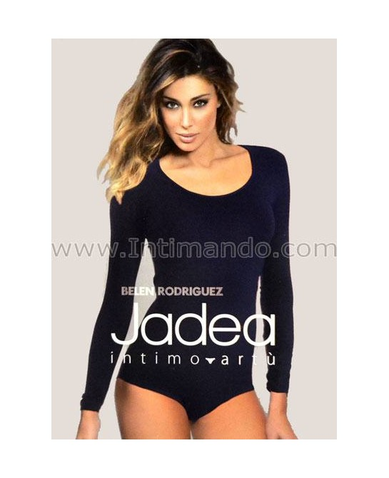 Body donna manica lunga Jadea