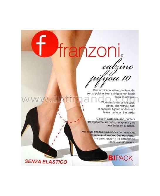 Calzino donna Franzoni 10 den