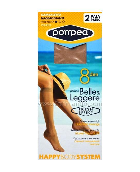 Gambaletto massaggiante Pompea 8 den