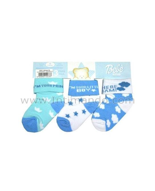 Calzini neonato cotone