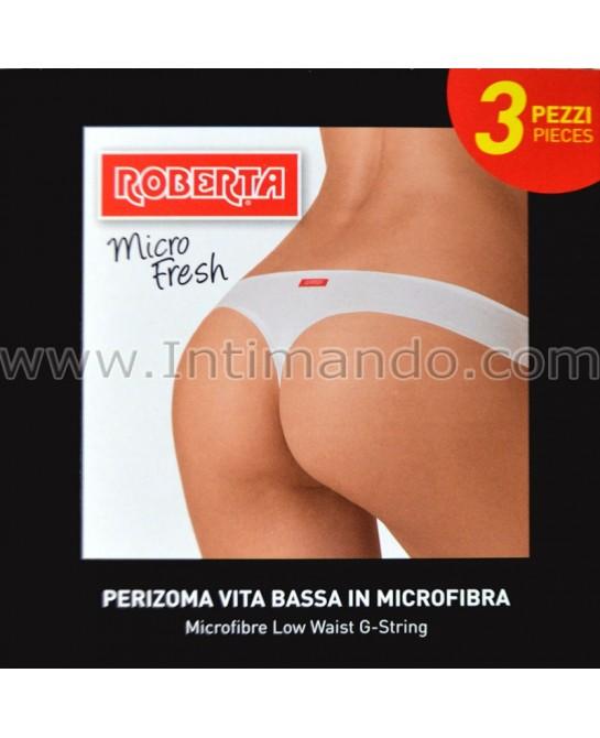 ROBERTA Perizoma (tripack)