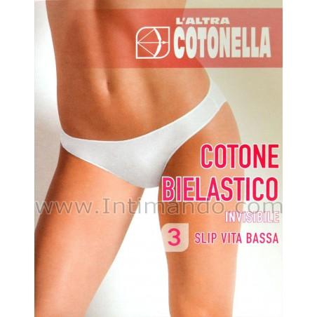 Slip vita bassa Cotonella 3487
