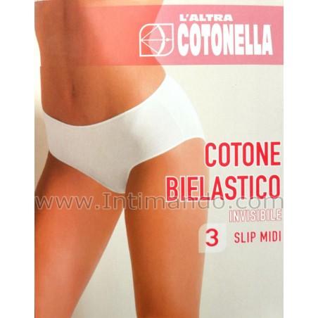 Slip midi donna Cotonella 3488