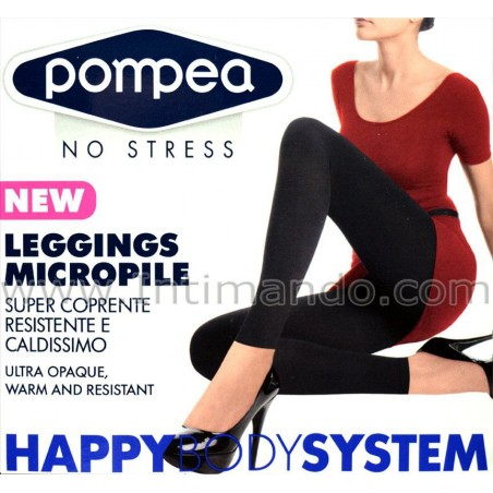 Leggings pompea Micropile