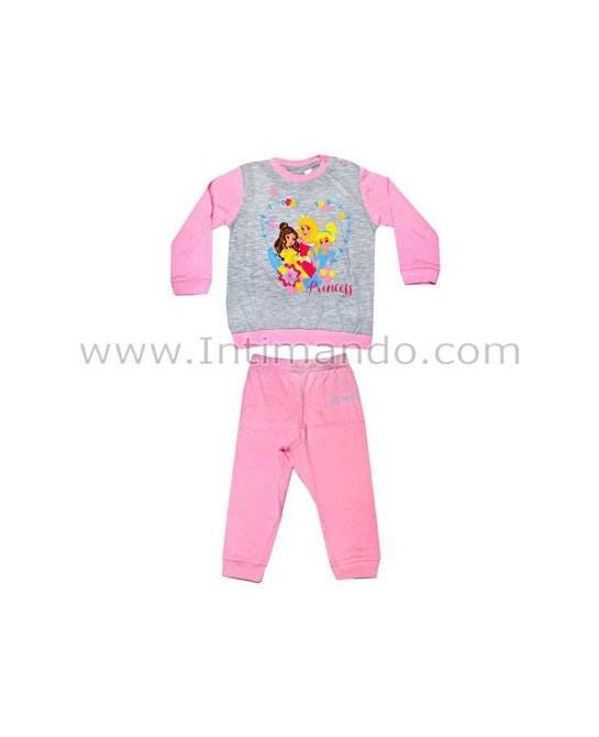 Pigiama principesse DISNEY BABY art. 45303