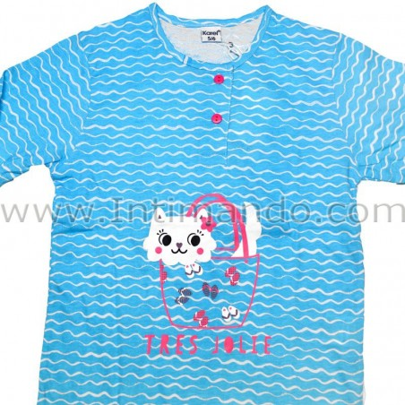 pigiama bambina cotone