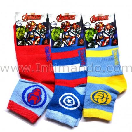 calzini avengers