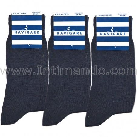 calzini corti NAVIGARE F300 (3 paia)