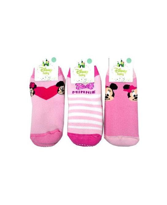 DISNEY BABY art. 9108 (3 pairs)