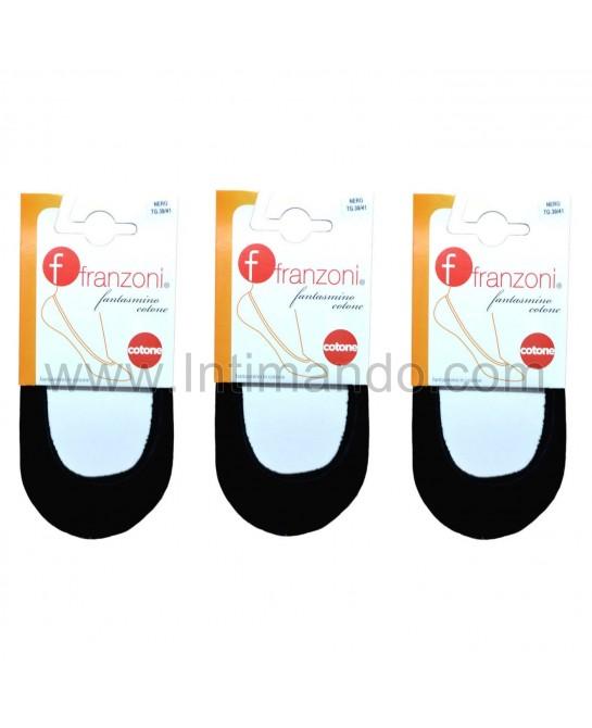 FRANZONI Fantasmino cotone (3 pairs)