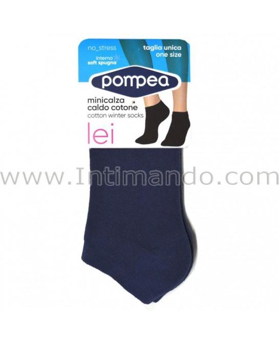 POMPEA MiniCalza Donna caldo cotone