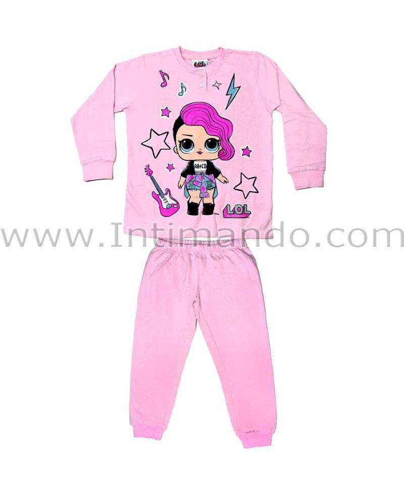 pigiama bambina LOL art. 3205