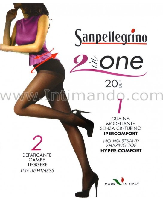 SANPELLEGRINO - 2 In One - 20 den