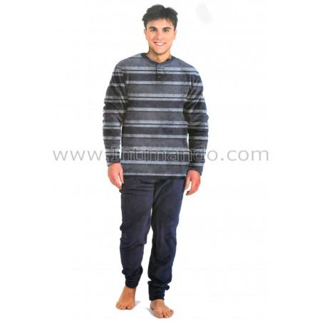 pigiama uomo pile