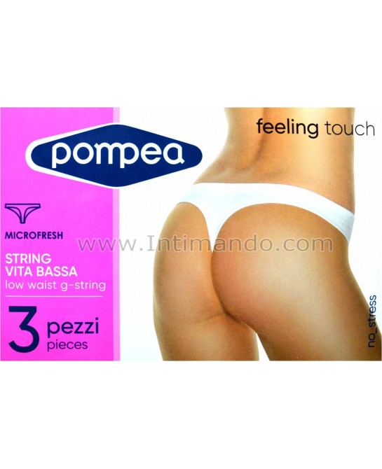 POMPEA String Feeling Touch (tripack)