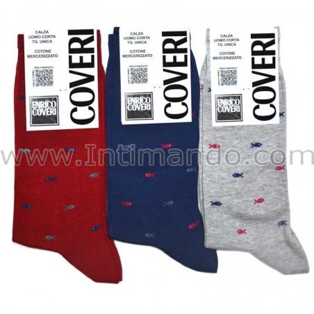 calzini uomo cotone