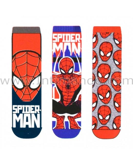 calzini bambino spiderman