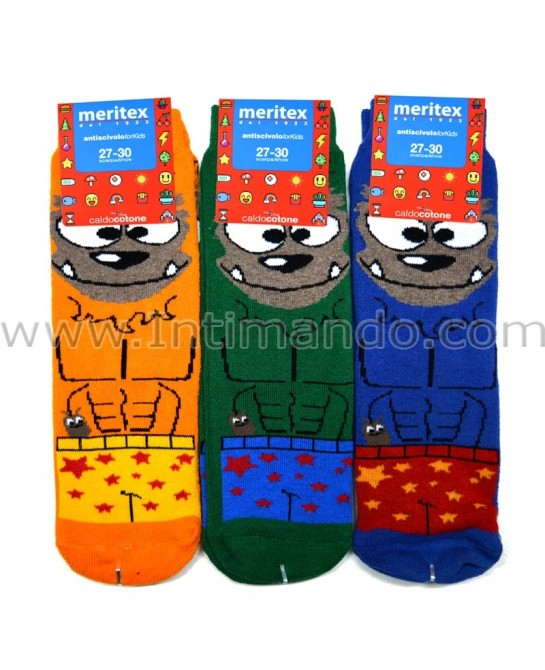 MERITEX art. 4334 (3 pairs)