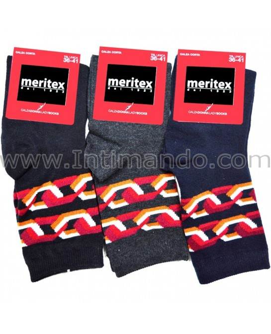 MERITEX art. 3494 (3 pairs)