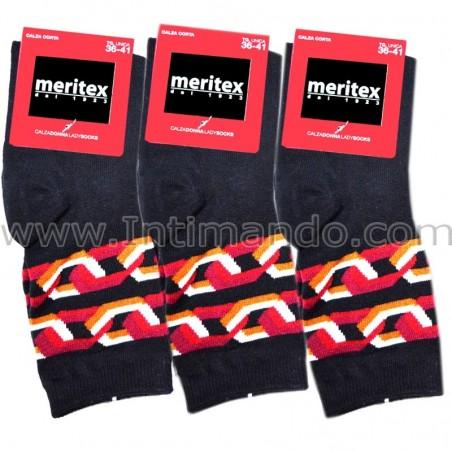 MERITEX art. 3494 (3 pairs)