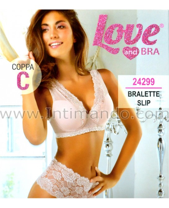 LOVE AND BRA art. 24299