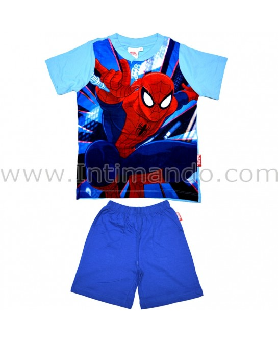 pigiama spiderman MARVEL art. Mv 12-202