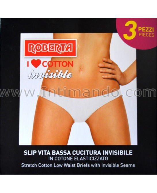 ROBERTA Slip invisibile (tripack)