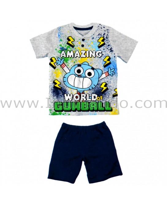 pigiama bambino GUMBALL art. Cn42d5408