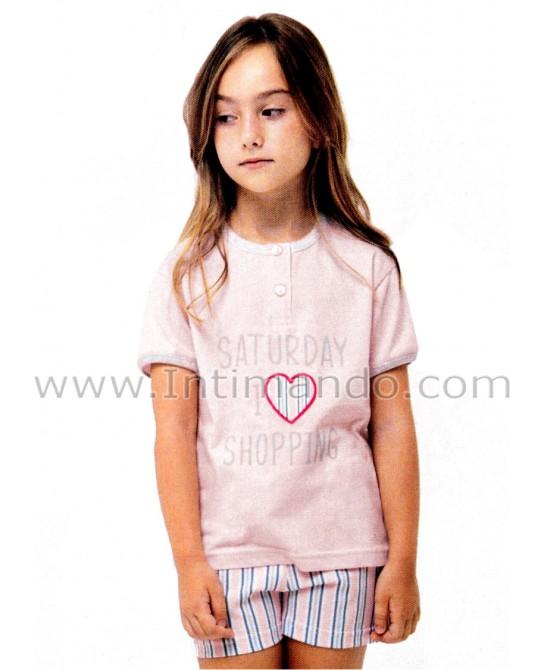 pigiama bambina PRIMERO art. E12378
