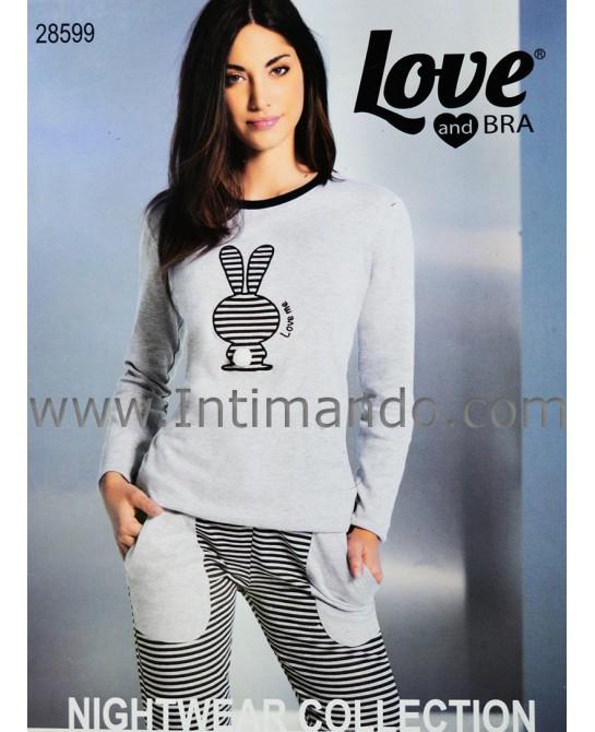 LOVE AND BRA art. 28599