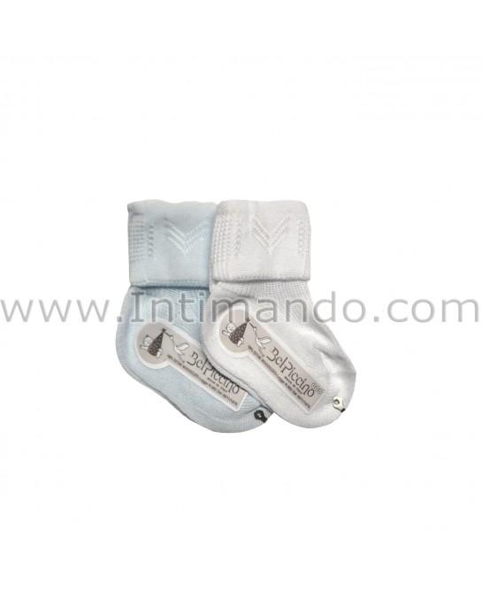 LA PRIMA CALZA Bel Piccino 4106t (2 pairs)