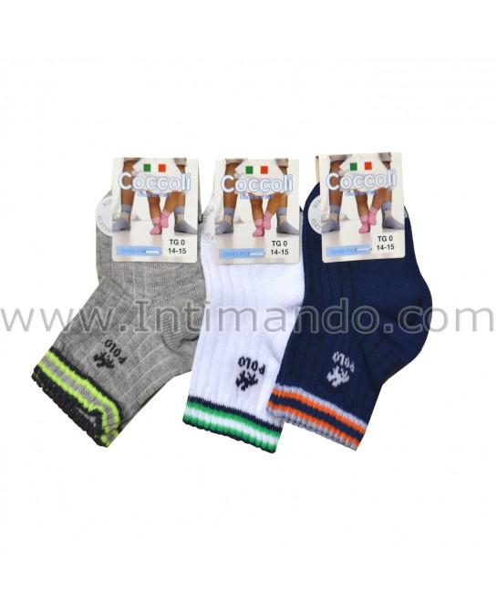 COCCOLI Nc218 (3 pairs)