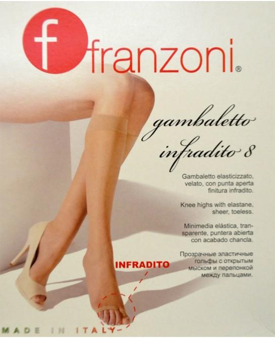 FRANZONI Gambaletto infradito 8