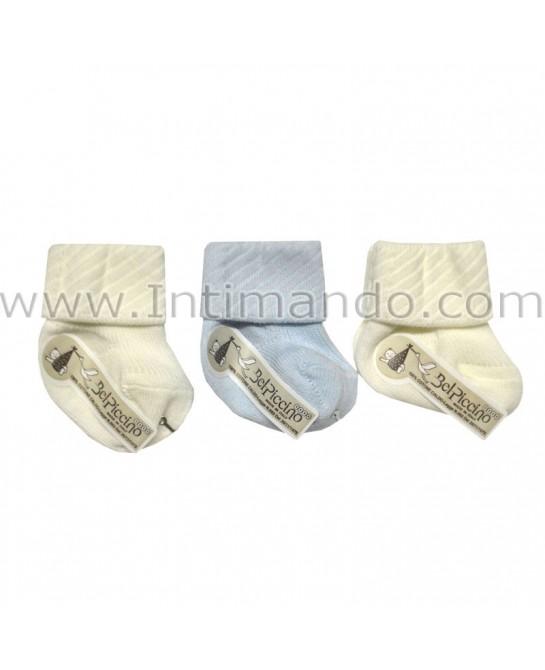 LA PRIMA CALZA Bel Piccino 4302t (3 pairs)