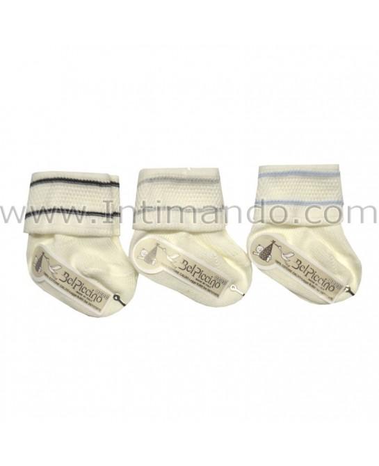 LA PRIMA CALZA Bel Piccino 4301tr (3 pairs)