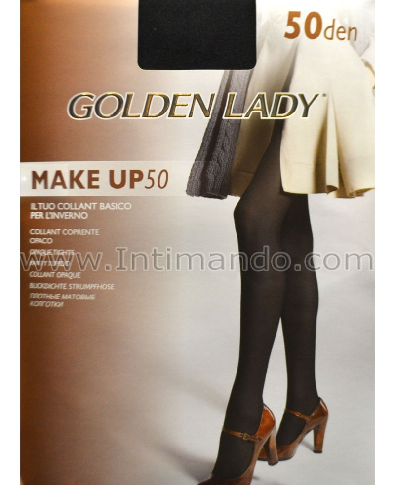 new york dd136 9a6ae Collant Golden Lady online