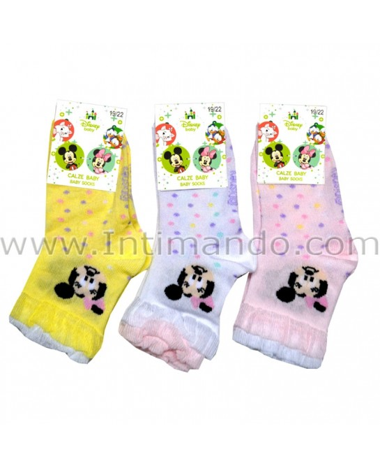DISNEY BABY Wd60125 (3 pairs)