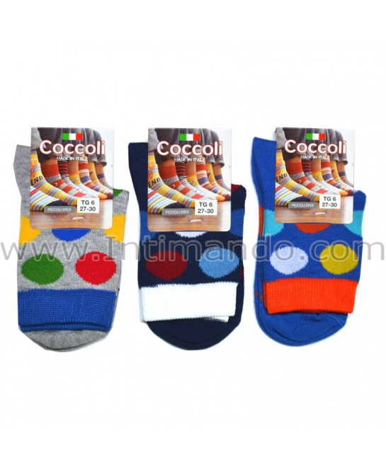 COCCOLI Bc427 (3 pairs)