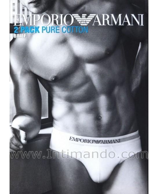 EMPORIO ARMANI art.111321CC722 (Bipack)