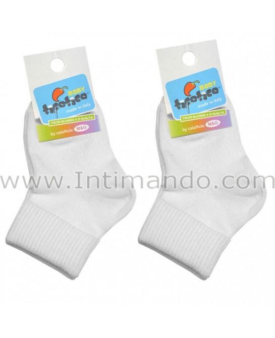 calzini neonato TICO TICO art.124 (2 paia)