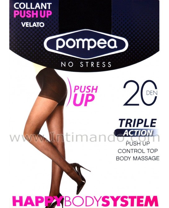 POMPEA Collant Push-up 20