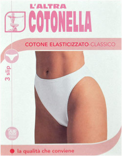 cotonella donna 3939